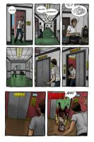 The Walking Dead Colored pg 4 by alexhdunn