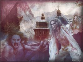 Marishka, Bride of Dracula by Barbayat