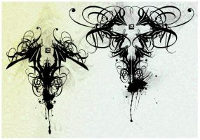 Tattoo design by neck2076