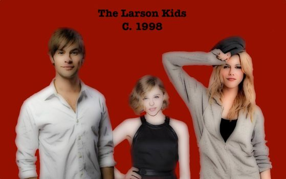 Larson Kids by attaturk5