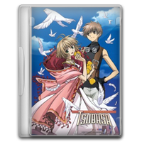 Tsubasa Chronicle Folder Icon by StazDWeller