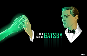 The Great Gatsby by cecile-appert