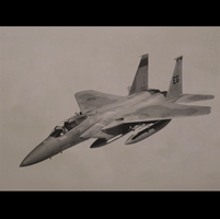 F15 - Pencil by Dylan21