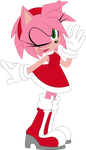 Amy for fun by LittleMissScarlet