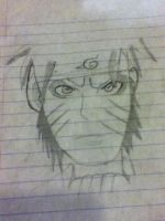 NARUTO TOAD SAGE MODE by shock-is-awesome44