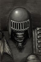 Judge Death 1-1-2014 by myconius
