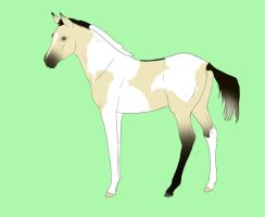 Foal Design for Interactive Horse Sale by S1oane