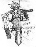Keep Yourself Alive by thefirewarriors