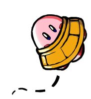 UFO kirby by Underbase