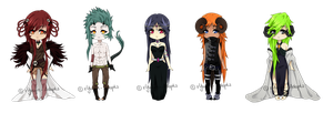 Demon Adopts [CLOSED] by xYuujin-Adopts