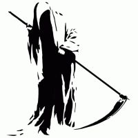 Grim Reaper Clipart by KGcopper