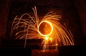 Sparks by hayleyonfire