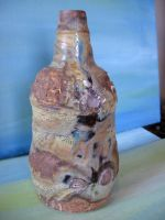 bottle from the ocean 4 by meltedcrayons20