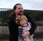 Nea and Daddy 2 by Fienna
