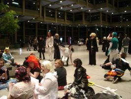 Sakura-Con '08 -Slumber Party by Bishonenrockmysocks