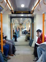 London Overground by ggeudraco