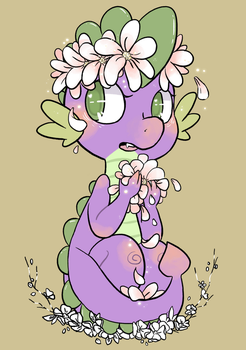 Dragons can be girly too by swampyfish