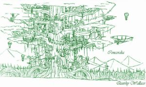 WTWE City of Concordia by QuirkyWallace