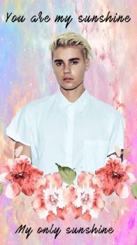 Justin Bieber Lockscreen by dontletmego2