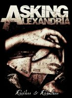 Asking Alexandria Reckless and Relentless by zombis-cannibal
