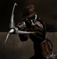 Rorshach by Bane-Shadows