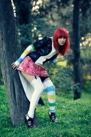 Alice in LSD wonderland by Aurelie91
