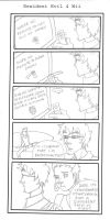 Resident Evil 4 Wii by puking-mama