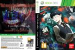 Tokyo Ghoul: clash of wards xbox 360 cover fanart by AL3X796