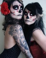 day of the dead by bellanapoli3594