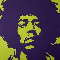 Jimi Hendrix by 941