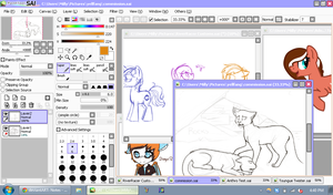 things are getting done i swear by Featheries