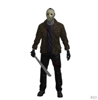 Jason Voorhees by Bringess