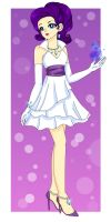 MLP - Human Rarity by Sailor-Serenity