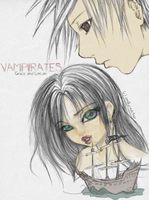 Vampirates - Grace and Lorcan by emilycrutcher