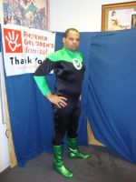 Green Lantern by MaiseDesigns