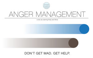 ANGER MANAGEMENT by simpleCOMICS