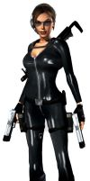 TR Underworld - Matrix Catsuit by EscorpioTR