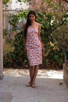 MariaJ2 Print Dress 370 by photoscot