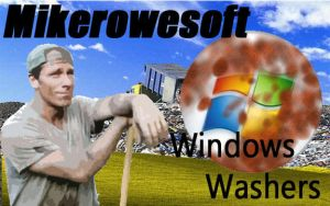 Mikerowesoft: Windows Washers by RowanWriter