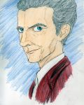 12th Doctor by CristianGarro