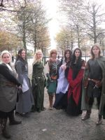 Lord Of The Rings Photoshoot by D2SCosplay