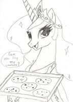 Can you try my cookies? by HoryPL