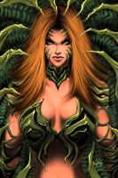 Witchblade by ErikVonLehmann