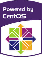 Powered by Centos by williamjmorenor