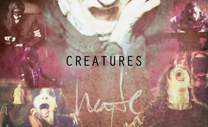 Motionless In White Creatures by avrilfan12341