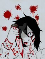 Jeff the Killer by hetaliagirl101