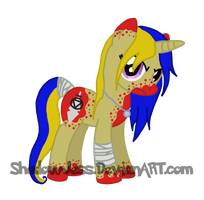 MLP: My Little Shannah by shadowjess