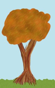 Sketch This Challenge - Tree by Wolviey