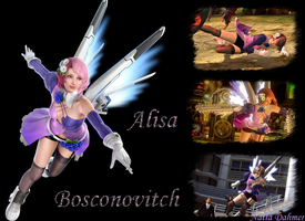 Alisa - Wallpaper 7 by NatlaDahmer