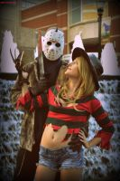 Fem Freddy Krueger: Tango With Evil by HarleyTheSirenxoxo